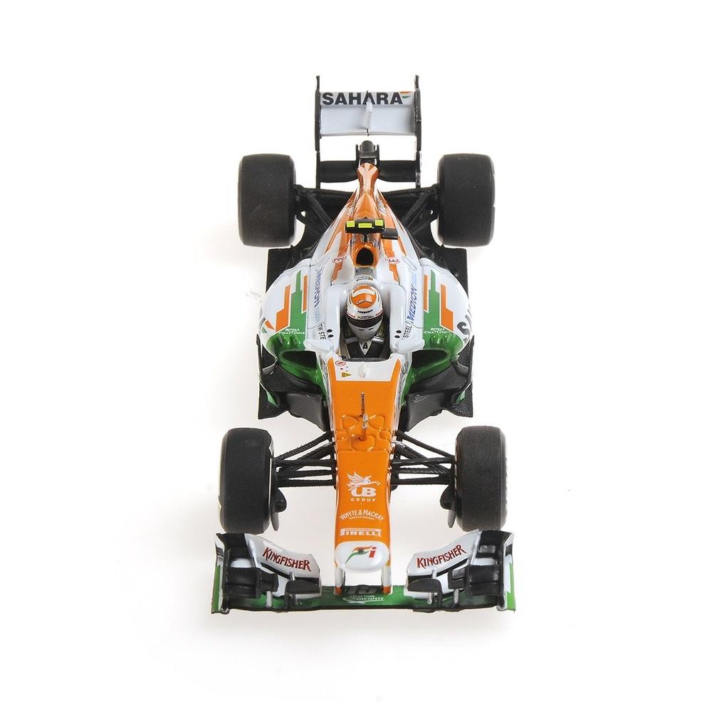Force India VJM06 Adrian Sutil (2013) Minichamps 410130015 1:43