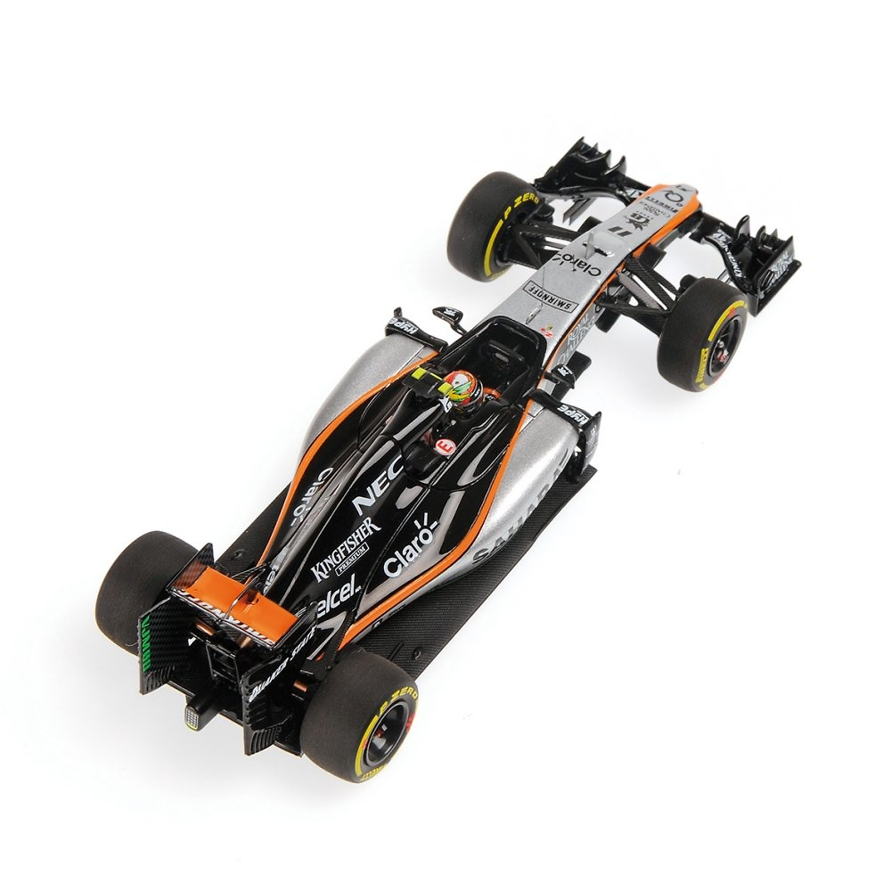 Force India VJM08 nº 11 Sergio Pérez (2015) Minichamps 417150011 1:43