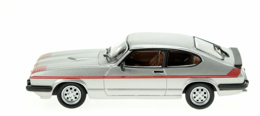 Ford Capri GT4 Serie 3 (1980) White Box WB163 1:43