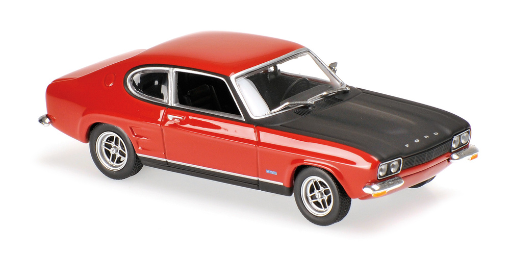 Ford Capri RS (1969) Maxichamps 940085801 1/43