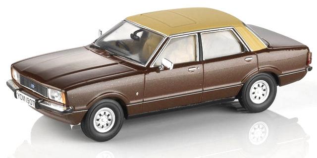 Ford Cortina 2.0 Ghia Serie IV (1976) Corgi VA11900 1/43