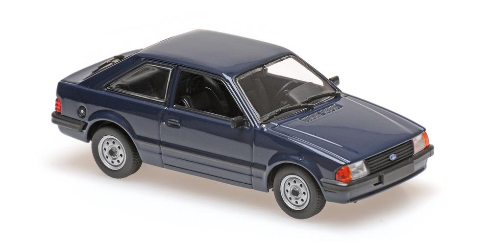 Ford Escort (1981) Maxichamps 940085000 1/43