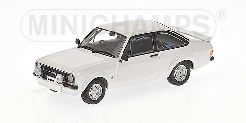 Ford Escort II RS 1800 Rallye (1979) Minichamps 400758400 1/43