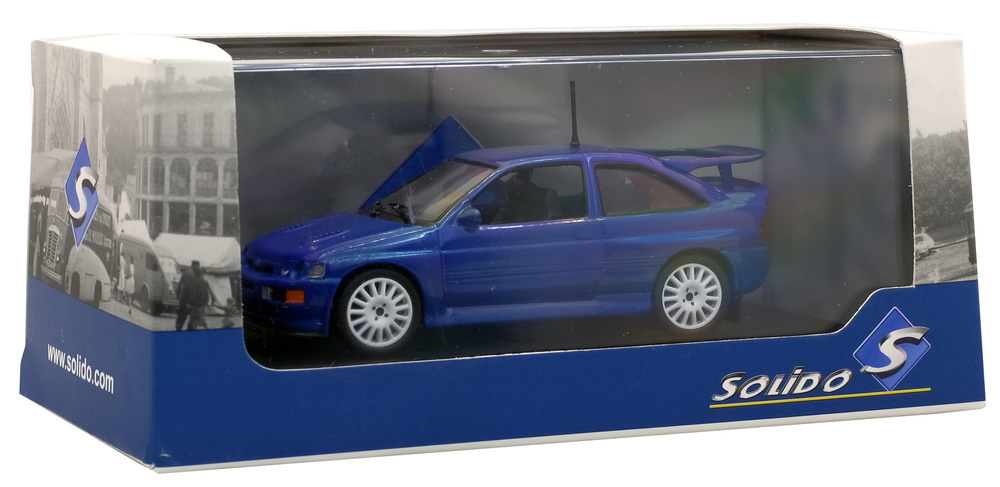 Ford Escort RS Cosworth (1992) Solido S4303700 1/43
