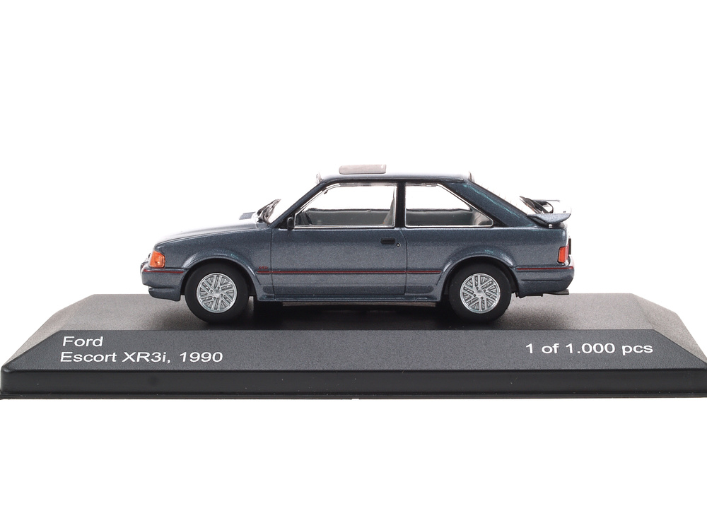 Ford Escort XR3i Serie IV (1990) White Box WB096 1:43