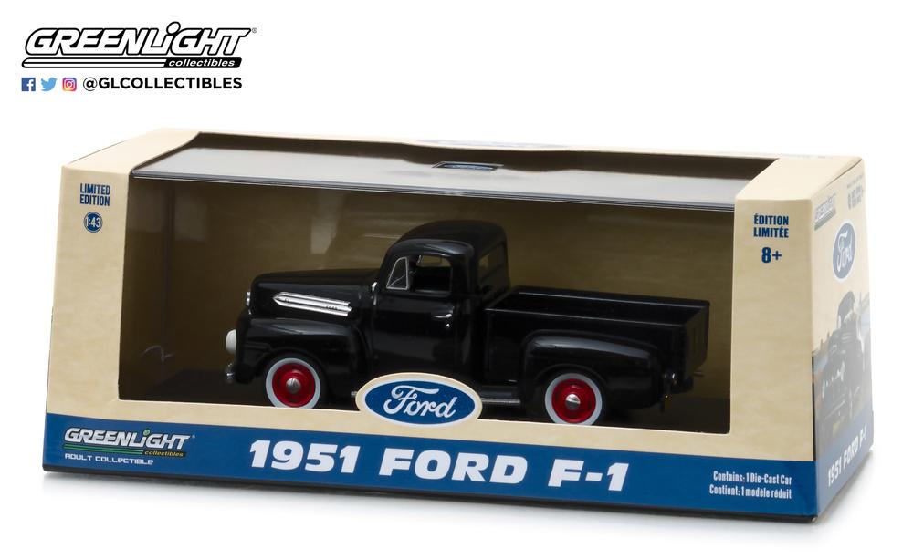 Ford F1 (1951) Greenlight 86315 1/43