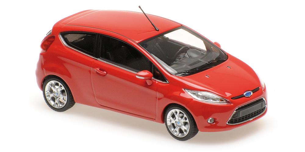Ford Fiesta (2008) Maxichamps 940088000 1/43