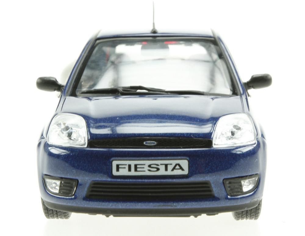Ford Fiesta 3p. serie V (2002) Minichamps 403081125 1/43