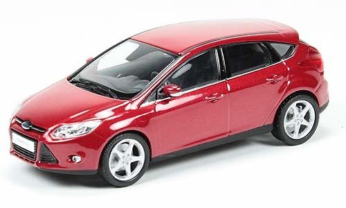 Ford Focus 5 P. (2011) Minichamps 403080303 1:43