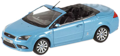 Ford Focus Coupé Cabrio (2006) MInichamps 400084030 1/43