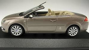 Ford Focus Coupe-Cabrio (2006) Minichamps 1:43