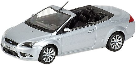Ford Focus Coupe Cabriolet (2008) Minichamps 400084031 1/43