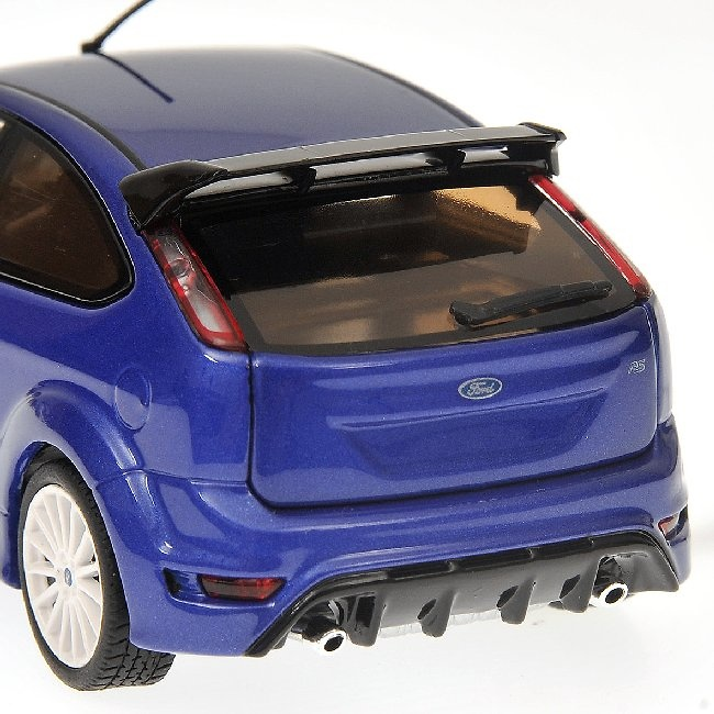 Ford Focus RS (2009) Minichamps 400088105 1/43