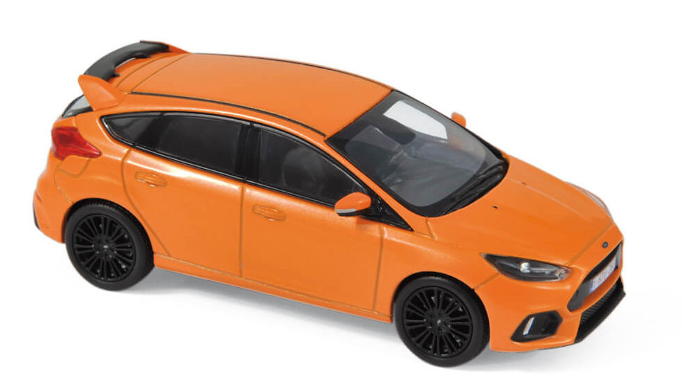 Ford Focus RS (2018) Norev 270566 1/43
