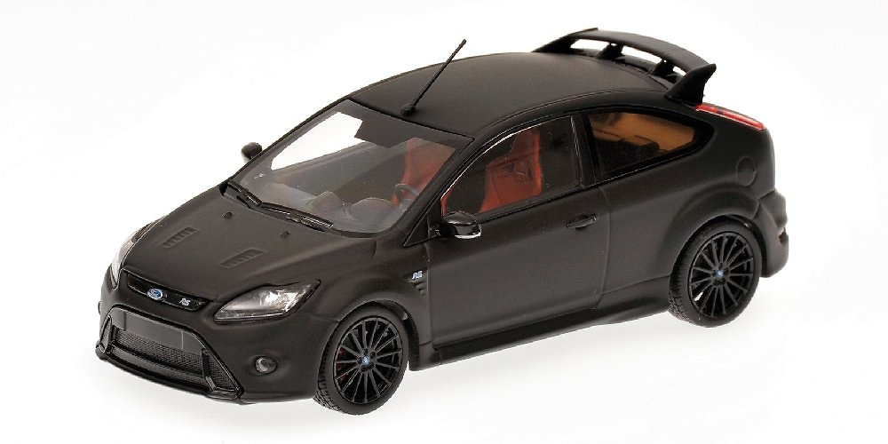 Ford Focus RS 500 (2010) Minichamps 400088106 1/43