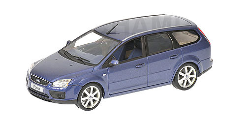 Ford Focus Turnier (2006) Minichamps 400084012 1/43