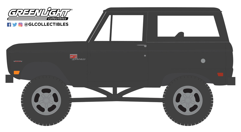 Ford Icon Bronco (1968)