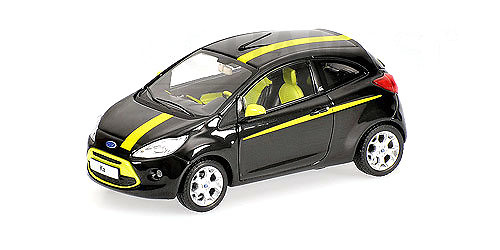 Ford Ka (2009) Minichamps 400088200 1/43