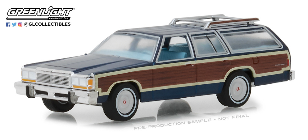 Ford LTD Country Squire (1979) Greenlight 29910-E 1/64
