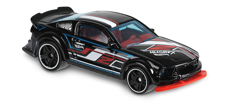 Ford Mustang -Game Over- (2005) Hot Wheels FYC31 1/64