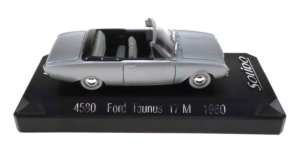 Ford Taunus 17M Cabrio (1960) Solido 4580 1/43