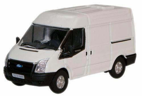 Ford Transit (2006) Oxford 76FT001 1/76