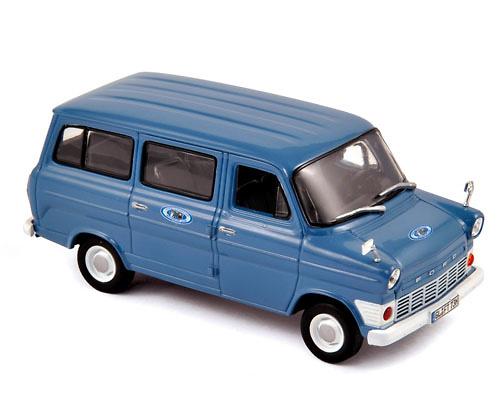 Ford Transit Microbus (1966) Norev 270526 1/43