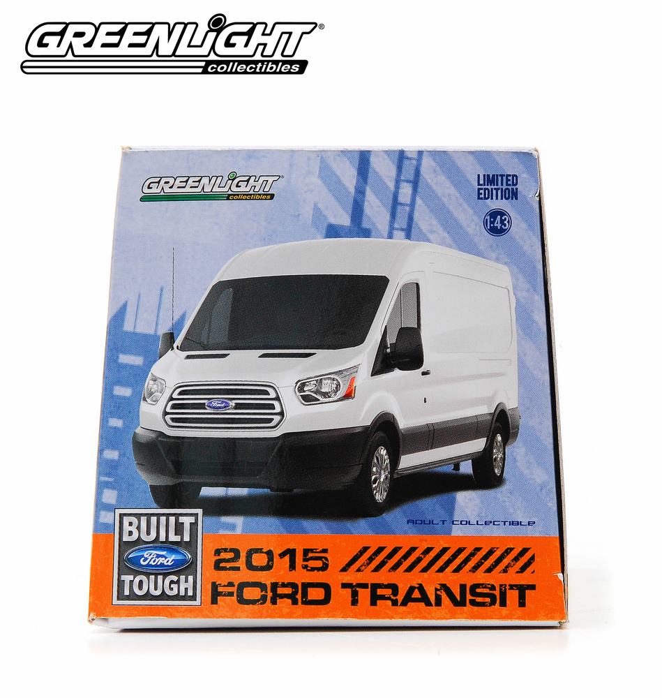 Ford Transit (2015) Greenlight 86039 1/43