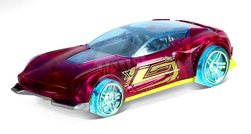 Gazella GT X-Raycers (2019) Hot Wheels FYD64 1/64
