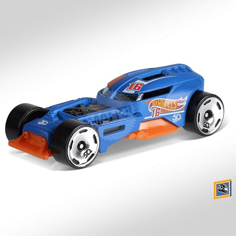 HW50 Concept -HW50 Race Team- (2019) Hot Wheels FJW02 1/64