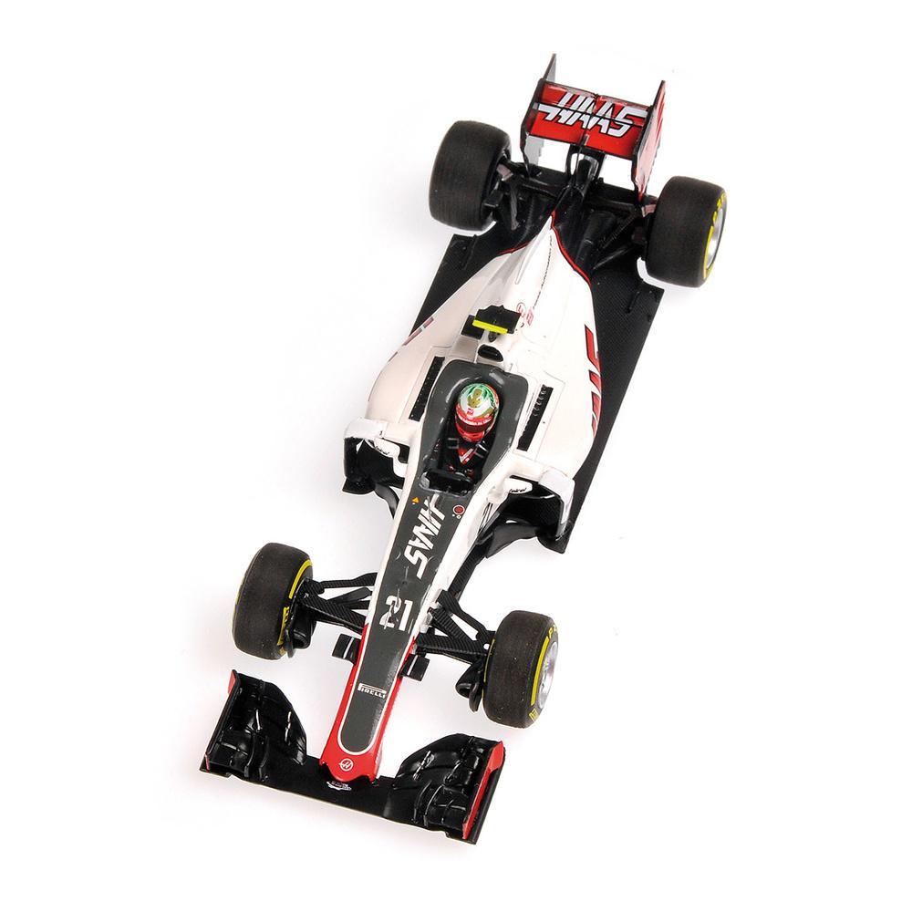 Haas VF-16 nº 21 Esteban Gutierrez (2016) Minichamps 417160021 1:43