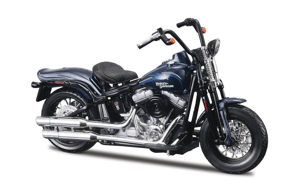 Harley Davidson FLSTSB Cross Bones (2008) Maisto Serie 30 1/18