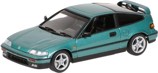 Honda CR-X (1989) Minichamps 430161570 1/43