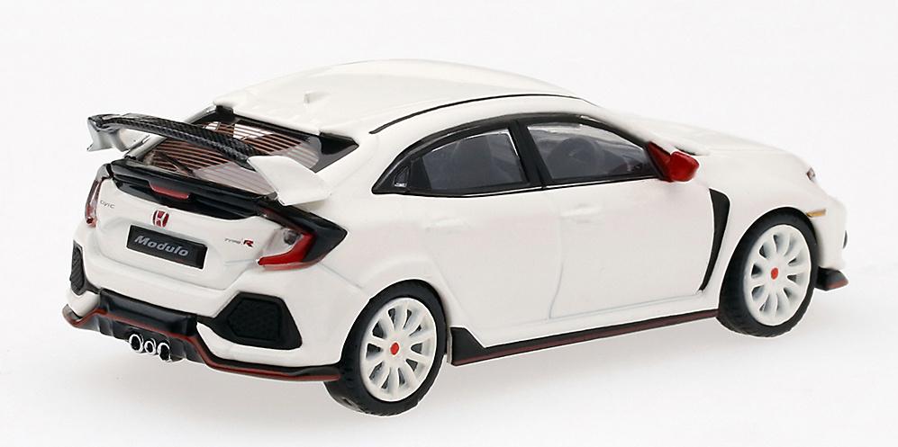 Honda Civic Type R (FK8) Championship TSM Model MGT00010-L 1:64