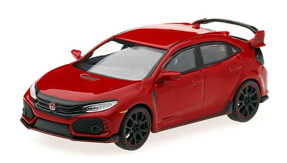 Honda Civic Type R (FK8) TSM Model MGT00012-L 1:64