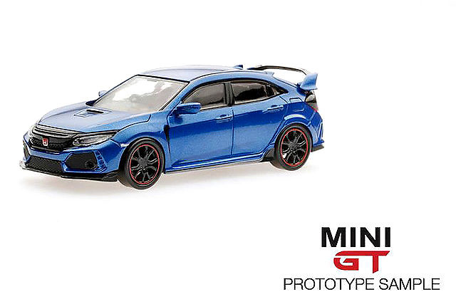 Honda Civic Type R(FK8) (2017) TSM Model MGT00002-L 1:64