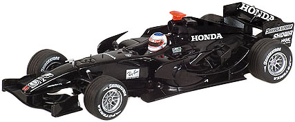 Honda RA106 Testcar nº 11 Rubens Barrichello (2006) Minichamps 400060211 1/43