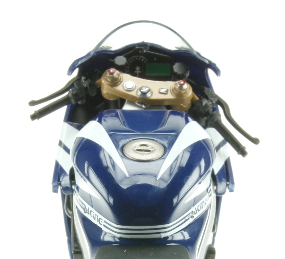 Honda RC212V nº 24 Toni Elias (2007) Altaya MC37 1/12