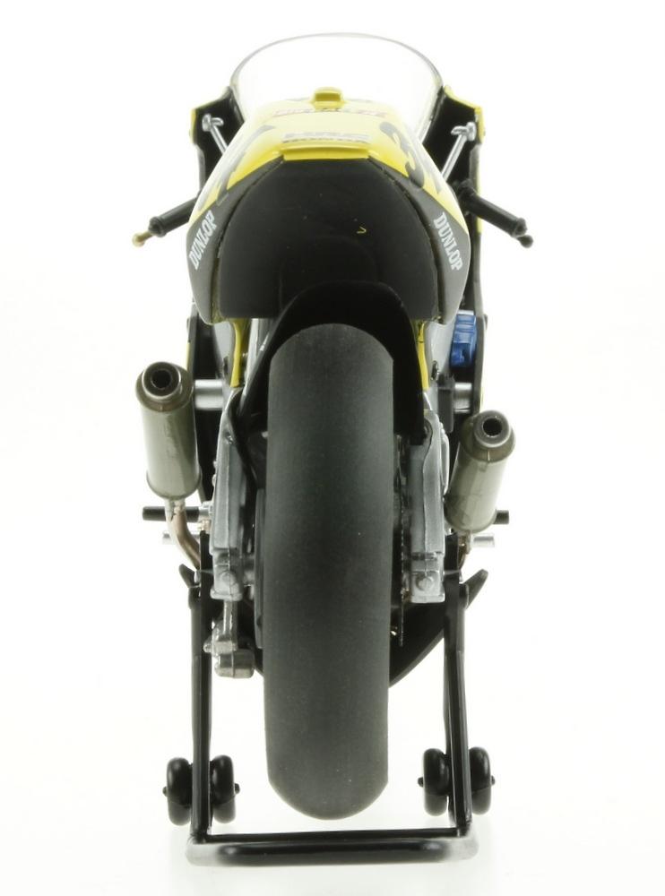 Honda RSV250 nº 34 Andrea Dovizioso (2005) Altaya MC17 1/12