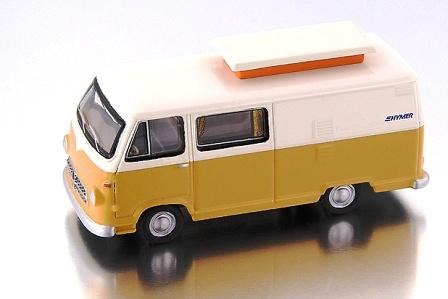 Hymer-Borgward Autocarabana (1961) Bub 07121 1/87