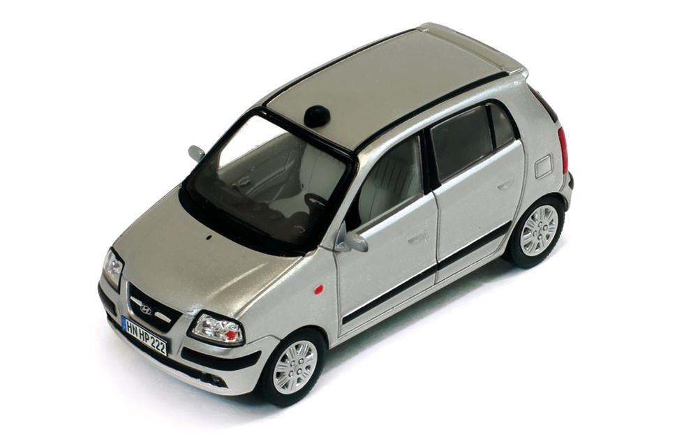 Hyundai Atos S Prime (2004) PremiumX PRD430 1:43