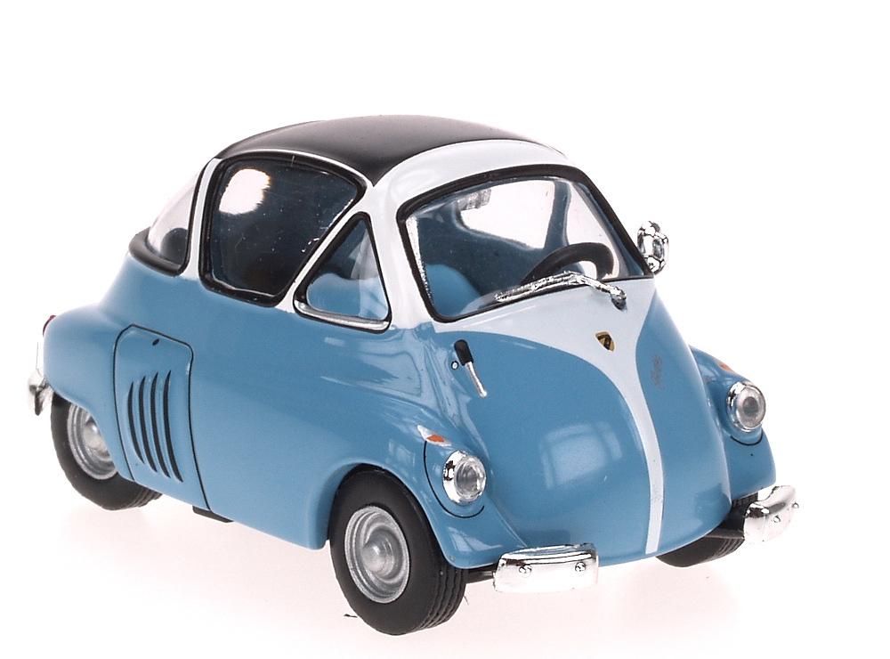 ISO Isetta (1954) White Box WB025 1:43