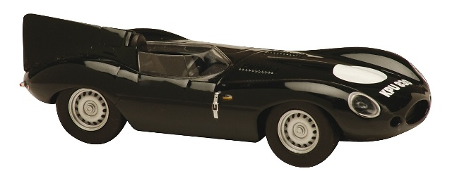 Jaguar D-Type (1954) Solido 43101 1/43