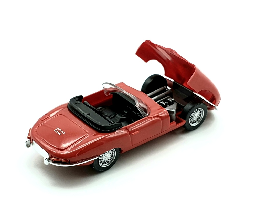 Jaguar E-Type (1961) Wiking 08170324 1/87