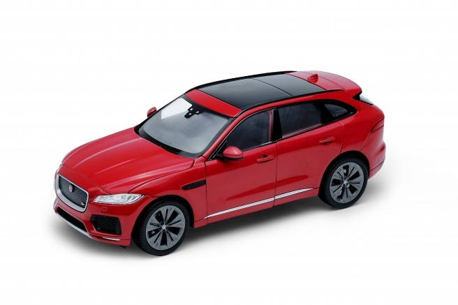 Jaguar F-Pace (2016) Welly 24070 1:24