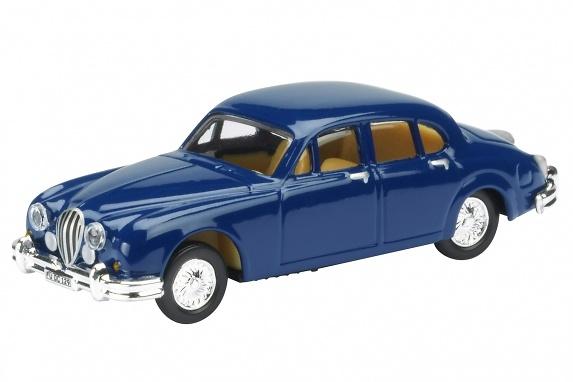 Jaguar MK II (1959) Schuco 452571500 1/87