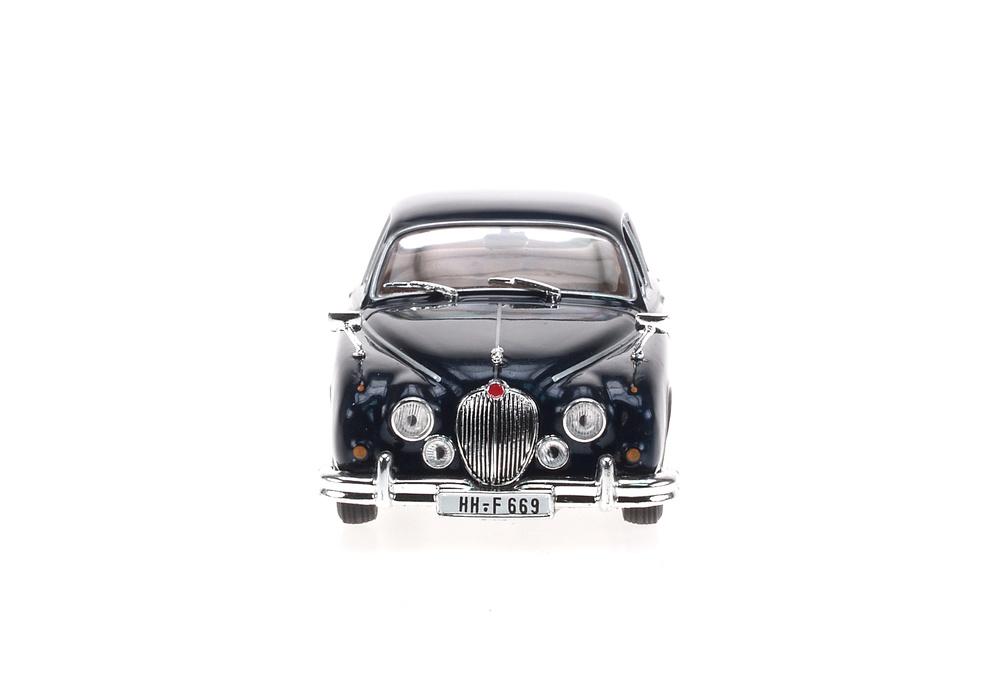 Jaguar Mk II (1959) White Box WB047 1/43