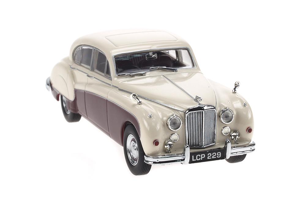 Jaguar Mk IX (1959) Oxford JAG9001 1/43