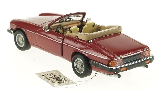 Jaguar XJS Cabrio Abierto (1991) Detail Cars 1003 1/43