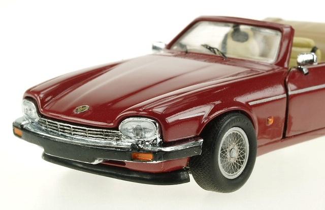 jaguar xjs cabrio abierto 1991 detail cars 1003 1 43. Black Bedroom Furniture Sets. Home Design Ideas